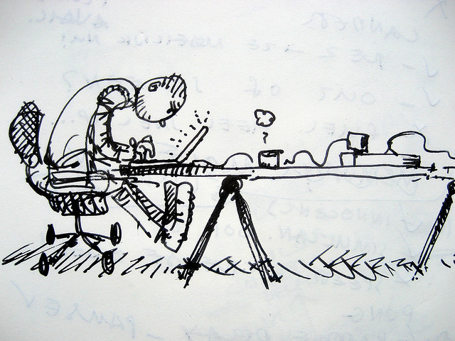 ulubiony tłumacza laptop i jego praca